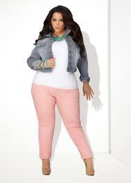 ashley stewart plus size model nicole zepeda she wears it well