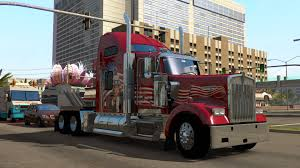 100 American Trucking Truck Simulator Trailer Shows Trucking In The USA PC Gamer