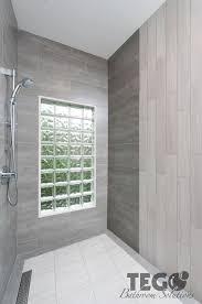 bathroom tiles horizontal or vertical with creative photo in
