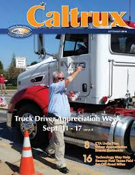Caltrux, Sept. 2016 By Jim Beach - Issuu Home National Truck Driving School Best Image Kusaboshicom California Drivers Ed Directory A1 Inc 27910 Industrial Blvd Hayward Ca Ex Truckers Getting Back Into Trucking Need Experience Old Indian Lorry Stock Photos Images Alamy Professional Driver Institute Bay Area Roseville Yuba City In Car Code 08 Lessons He And She Sysco Foods Records Reveal Hours Exceeding Federal Limits Google
