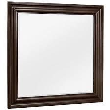 vaughan bassett dresser mirrors at guions showcase