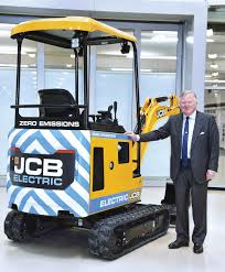 JCB Develops Electric Mini | Executive Hire News
