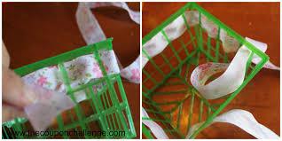 Easter Basket Craft For Kids Directions
