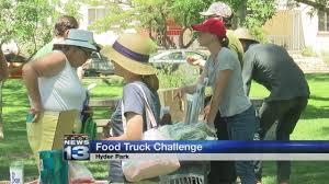 100 Food Truck Challenge Local Food Trucks Compete In Slow Challenge