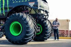 100 Monster Truck Jam 2013 Driving A Taming Blue Thunder Es Gent