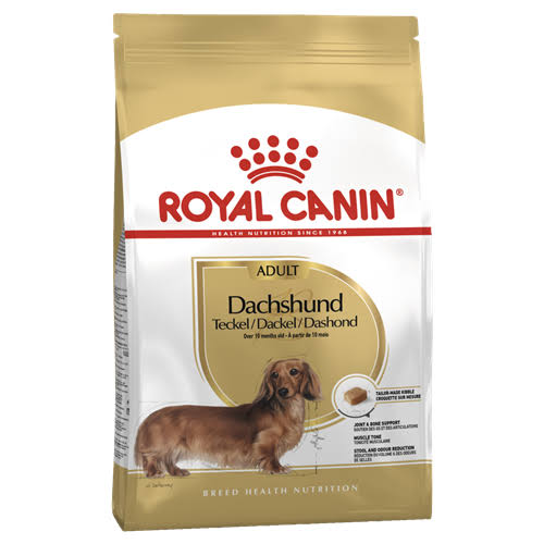 Royal Canin Dachshund Complete Dog Food - Adult, 1.5kg