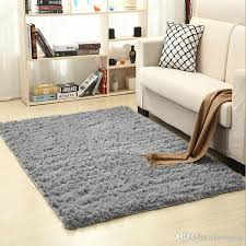 Non Slip Carpet Fluffy Rugs Anti Skid Shaggy Area Rug Dining Room Home Bedroom Living Carpets Floor Yoga Mat Replace Kashan From