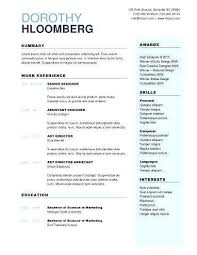 Two Column Resume Template Awesome Latex Inspirational Article