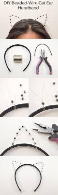 how to make cat ears best 25 cat ears headband ideas on cat ears cat
