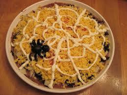Rice Krispie Halloween Treats Spiders by Aubrey U0027s Recipes Spider Web Dip