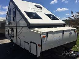 2018 Forest River Flagstaff Hard Side Pop Up Campers T21TBHW In Antioch