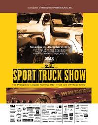11th Manila Auto Salon And 23rd Sport Truck Show Open In SMX This ... Sport Truck Magazine Competitors Revenue And Employees Owler 030916 Auto Cnection By Issuu Upc 486010715 Free Shipping November 1980 Advertisement Toyota Sr5 80s Pickup Pick Up Etsy Chevy 383 Stroker Engine July 03 1996 Oct 13951 Magazines Nicole Brune On Twitter The Auction For My Autographed Em 51 Coolest Trucks Of All Time Feature Car Truckin March 1990 Worlds Leading Sport Truck Publication Mecury 4wd Suvs For Sale N Trailer 2018 Isuzu Dmax Goes To La Union Gadgets Philippines