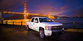 VIA Motors 100+mpg, 402Hp Extended-range Electric Truck, The