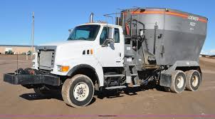 100 Feed Truck 2008 Sterling LC Feed Truck Item G7115 SOLD February 19