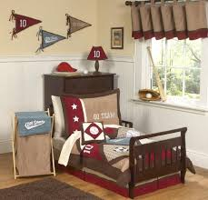 sweet jojo designs all star sports collection 5pc toddler bedding set