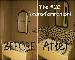 diy before and after bathroom for 5000 located in our