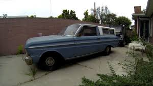 1965 Falcon Ranchero Pickup Truck. - YouTube Garage Snooping Pushing Dragsters Back In 1959 Cruisin News 1965 Falcon Ranchero Pickup Truck Youtube 500 Amazoncom Here Is What Tomorrow Holds Ford Tiltcab Truck Rebuilt 1964 Custom For Sale Junk Mail 1968 Ford Ranchero Pinterest Shop Spec 1962 Bring A Trailer Chevys Response To The The El Camino 1958 Pickup Conv Flickr Gt Car On Display Editorial Stock Photo