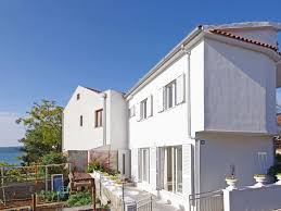 100 Modern Two Storey House Twostorey House With Private Terrace 30m From The Charming Pebbly Beach Zadar