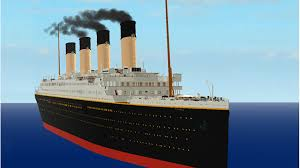 Titanic Sinking Animation Download by Roblox Titanic Roblox