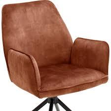 mca furniture esszimmerstuhl ottawa mit armlehne 2er set vintage veloursoptik mit keder stuhl belastbar bis 120 kg