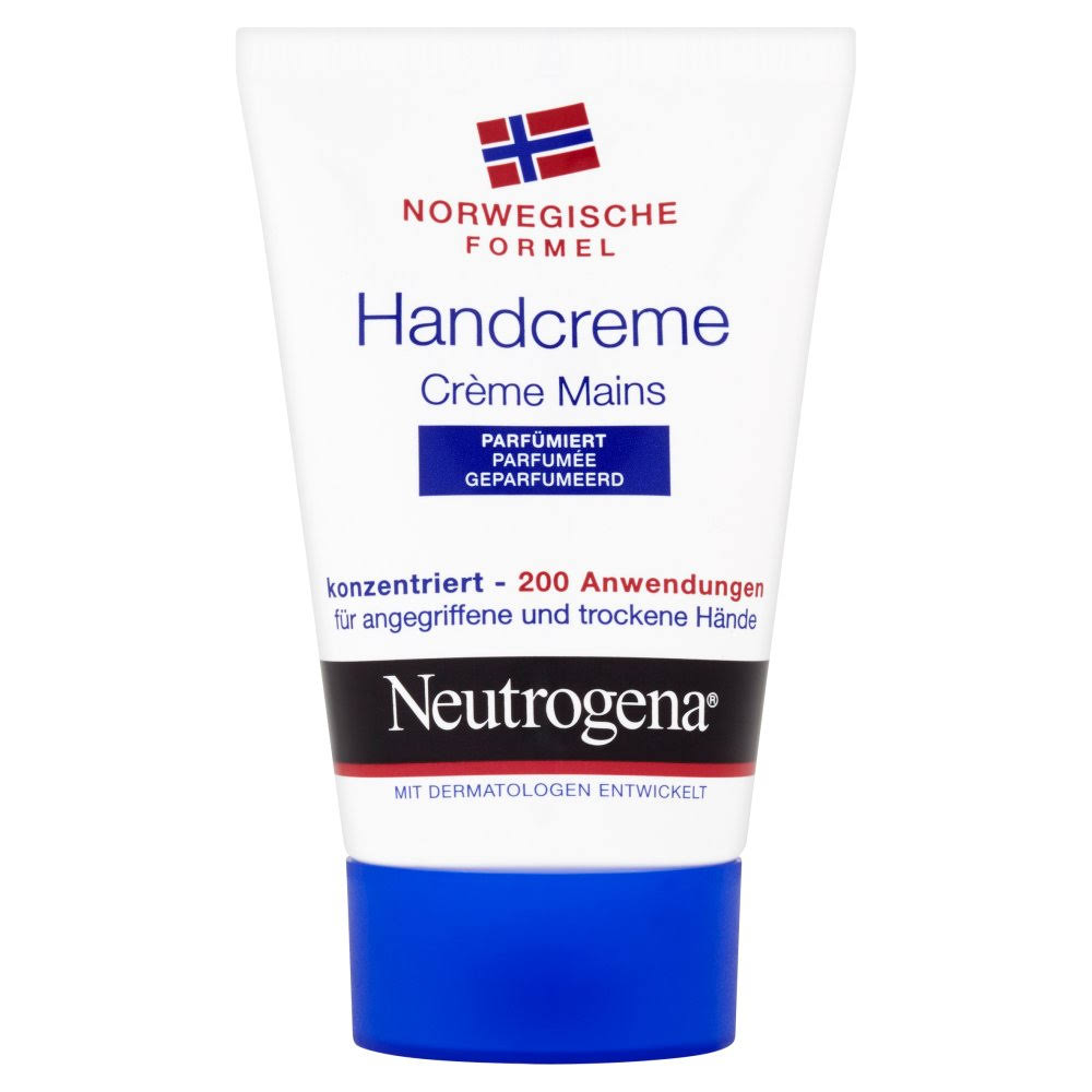 Neutrogena Norwegian Formula Concentrated Scented Hand Cream - 50ml