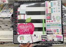 Michaels Pre Lit Christmas Trees by 40 Off The Happy Planners At Michaels 15 Off Coupon New 2017