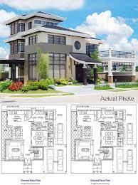 104 Japanese Modern House Plans Inspired Three Storey Style Style