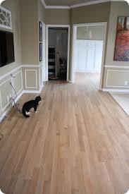 Refinishing Cupped Hardwood Floors by Would I Do It Again The Floors From Thrifty Decor