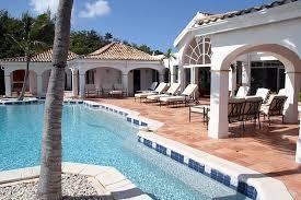 Cornwell Pool And Patio Ann Arbor Mi by St Maarten Luxury Homes And St Maarten Luxury Real Estate
