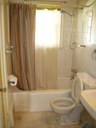 tile around tub shower combo diy bath how to floor and walls small