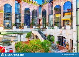 100 Angelos Spa View Of The Fashionable Street Rodeo Drive In Hollywood LA