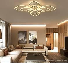 großhandel led moderne wohnzimmer deckenleuchten einfache neuheit acryl deckenleuchten kreative schlafzimmer leuchten esszimmer deckenbeleuchtung llfa