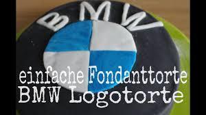 bmw torte motivtorte mit logo für anfänger creatory