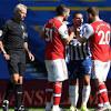 """Maupay lamenta la lesión de Leno, pero: """"Arsenal necesita más ..."""