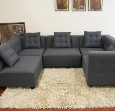 Gray Sectional Living Room Ideas by Charm Of Gray Sectional Sofa U2014 The Home Redesign