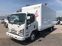 2018 ISUZU NPR Cabover W/Van - Toronto ON | Truck And Trailer ...