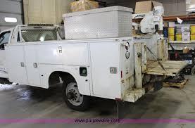 knapheide utility bed with crane item bb9376 sold septe