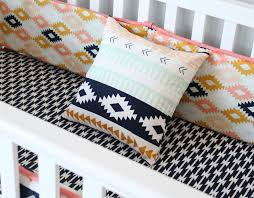Navy And Coral Crib Bedding by Arizona Baby Bedding Coral And Navy Bedding Set Crib