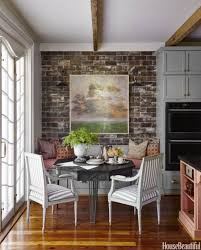 Kitchen Wall Ideas Pinterest by Eat In Kitchen Decorating Ideas Yellow Kitchens Ideas For Yellow
