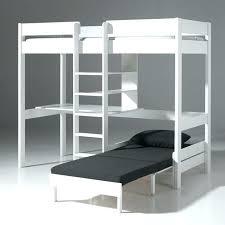 chambre avec lit mezzanine 2 places lit mezzanine metal avec bureau nelemarien info