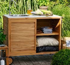 teak outdoor küche figalia rattan loom korb möbel looms