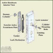 Andersen Patio Door Lock Instructions by 100 Andersen Patio Door Lock Instructions Andersen Door