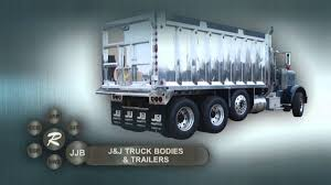 J&J Truck Bodies & Trailers / J&J Truck Equipment Impact Movie - YouTube