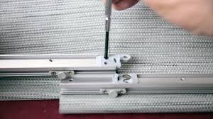 Ceiling Mount Curtain Track Ikea by Tweak Ikea Kvartal Panels To Open Smoothly Beatthebush Youtube