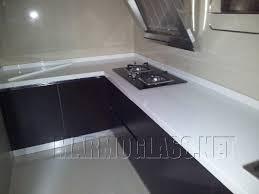 crystallized glass kitchen countertop marmoglass countertop