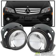 Driving Lights For Trucks by Clear Lens Car U0026 Truck Fog U0026 Driving Lights For Mercedes Benz