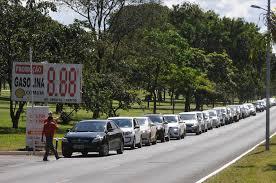 100 Truck Strike 2018 Brazil Truck Drivers Strike Wikipedia