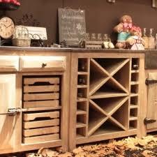 cuisine meuble bois meuble cuisine bois massif cheap lu lot se loue comme meuble de