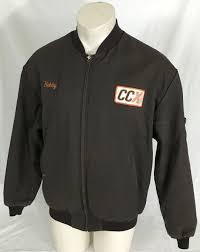 100 Ccx Trucking Brown Work Jacket Mens LargeRegular CCX And Similar Items