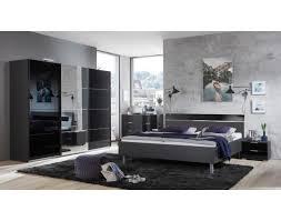 bett easy beds graphit glas schwarz 180 cm